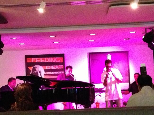 Jam session at Jazz@PizzaExpress