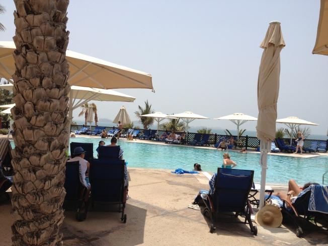 The Pool at Mina Al Salam Hotel
