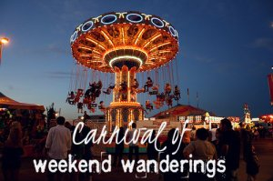 carnival of weekend wanderings